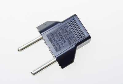 画像1: 海外用電源プラグアダブター